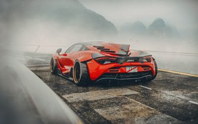 Picture Red, Auto, Machine, Tuning, Car, Rendering, Concept Art, Science Fiction, Khyzyl Saleem, by Khyzyl Saleem, …