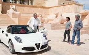 Picture machine, Jeremy Clarkson, Alfa Romeo, Jeremy Clarkson, Richard Hammond, James Daniel May, James May, Richard …