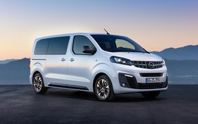 Picture Opel, Zafira, van, 2019, Life Medium