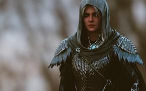 Picture Hood, The Witcher 3 Wild Hunt, The Witcher 3 Wild Hunt, CRIS, Zirael, Cirilla Fiona …