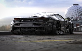 Picture McLaren, Auto, Machine, Supercar, Rendering, Concept Art, 720s, Transport & Vehicles, Rostislav Prokop, by Rostislav …