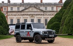 Picture SUV, prototype, Grenadier, full-size, Ineos
