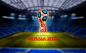 Wallpaper FIFA, FIFA, World Cup 2018, SPB, Stadium, Russia 2018, The world Cup in Russia, World ...