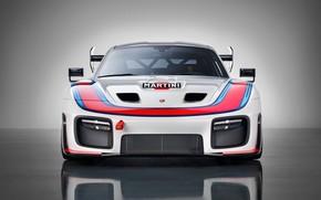 Picture Porsche, supercar, front view, 2018, 935