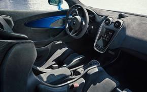 Picture McLaren, supercar, salon, MSO, 2019, 600LT, Comet Fade