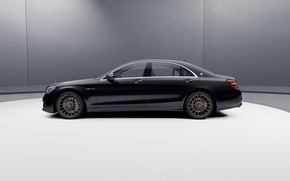Picture machine, Mercedes-Benz, V12, S65, Mercedes-AMG, Executive class, Final edition