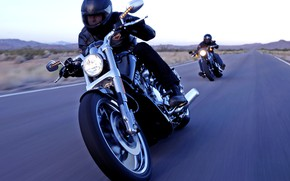 Picture Motorcycles, Highway, Моторы