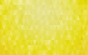 Picture pattern, texture, triangle