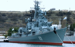 Picture Quick-witted, Sevastopol, patrol