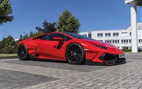 Picture Lamborghini, 2018, Widebody, Prior-Design, Huracan, PDLP610WB, Aerodynamik-Kit