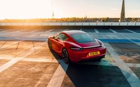 Picture Porsche, Cayman, GTS, 718, 2019