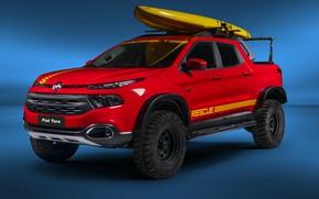 Picture Concept, pickup, 2018, Fiat, Toro, Rescue