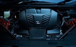 Picture engine, Lexus, convertible, 2021, LC 500 Convertible