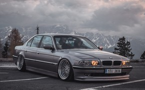 Picture BMW, 7-Series, Long, E38