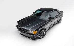 Picture AMG, COUPE, C126, Mercedec - Benz, 560SEC