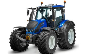 Picture tractor, white background, 2015, N174, Valtra