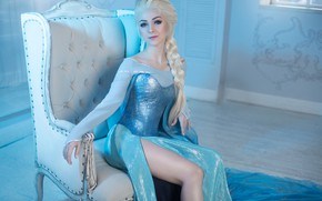 Picture cosplay, Cold heart, Cosplay photo, NEYRO