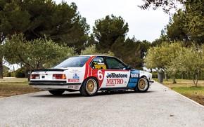 Picture Road, BMW, Wheel, Drives, Classic car, Sports car, 1983, BMW 635 CSi, BMW 635 CSi …