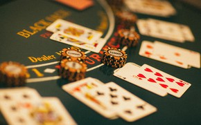 Picture card, casino, rate