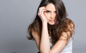 Picture look, pose, actress, hair, Shelley Hennig, Shelley Hennig