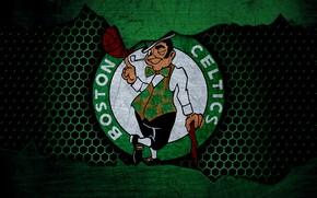 Picture wallpaper, sport, logo, basketball, NBA, Boston Celtics