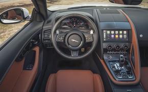 Picture Jaguar, Interior, F-Type, 2020, Jaguar F-Type P450 R-Dynam