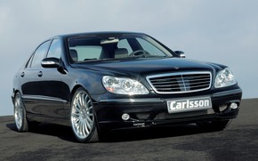 Picture sedan, Carlsson, Executive, Mercedes-Benz W220, the fourth generation, The S-class