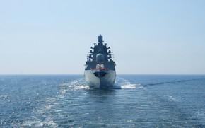 Picture ship, frigate, guard, Admiral Kasatonov