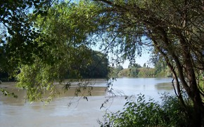 Picture river, Kuban, Krasnodar Krai, Meduzanol ©, Duct