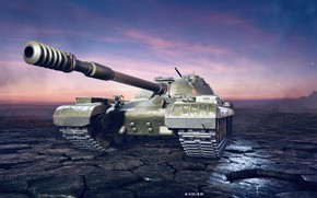 Picture Game, Tank, World of Tanks, Russian, Heavy, Xbox One X, HDR+, Premium Tank, Object