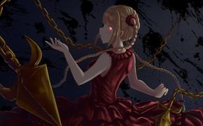Picture animation, anime girls, anime Wallpapers, darwingame, shuka