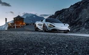 Picture McLaren, supercar, 2018, Novitec, 720S