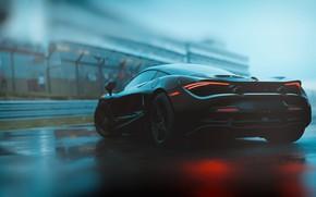 Picture McLaren, Auto, Machine, Rendering, Sports car, Game Art, 720S, McLaren 720S, Transport & Vehicles, by …