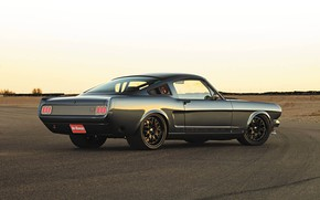 Picture Ford Mustang, Muscle car, Custom, Ringbrothers