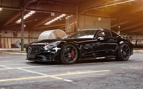 Picture Mercedes-Benz, AMG, 2018, Edo Competition, GT R