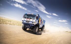 Picture Sand, Auto, Sport, Desert, Machine, Speed, Truck, Race, Master, Russia, Race, Russia, Speed, Kamaz, Rally, …