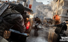 Picture machine, the explosion, weapons, street, shot, machine, shootout, activision, treyarch, call of duty black ops …
