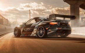 Picture Auto, Subaru, Machine, Art, Subaru BRZ, Game Art, Gran Turismo Sport, Transport & Vehicles, by ...