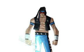 Picture Minimalism, Figure, Background, Art, Classic, Art, Mortal Kombat, Mortal Kombat, Minimalism, Characters, MK3, Digital 2D, …