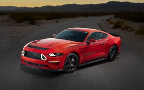 Picture Mustang, Ford, 2019, SEMA 2018, Series 1 Mustang RTR