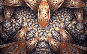 Picture pattern, fractal, tatasz