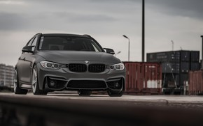 Picture BMW, containers, 2018, 3-series, universal, 320d, the five-door, F31, Z-Performance, 3P