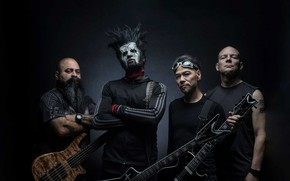 Picture industrial metal, 2020, Tony Campos, Xer0, Kennet Lacey, Static-X, Project Regeneration Vol.1, Koichi Fukuda