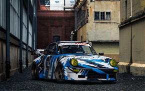 Picture design, car, paint, Super Street, K911T
