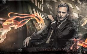 Picture actor, Tom Hiddleston, Tom Hiddleston, by veilaks