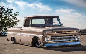 Picture Chevrolet, Pick up, Vehicle, C10