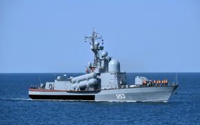 Picture large, boat, rocket, Naberezhnye Chelny