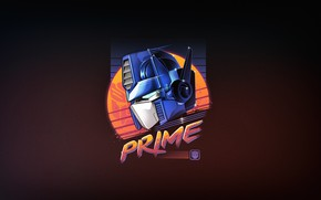 Picture Robot, 80s, Neon, Transformers, Optimus Prime, Optimus Prime, Transformer, Prime, Convoy, Optimus, 80's, Synth, Prime, …
