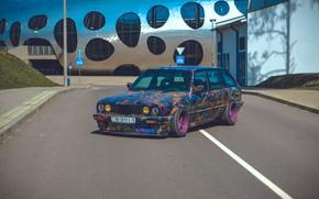 Picture BMW, Car, E30