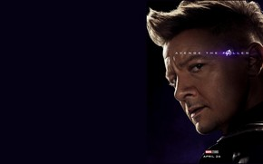 Picture Hawkeye, Ronin, Avengers: Endgame, Avengers Finale, Terpily Thanos